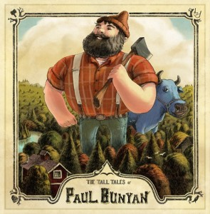 Paul Bunyan web